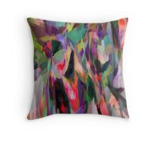 abstraction #10 Throw Pillow