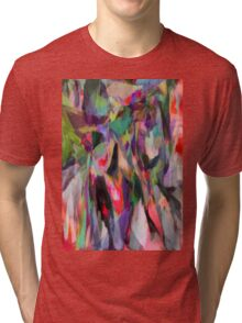 abstraction #10 Tri-blend T-Shirt