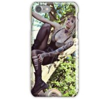 Junkyard Climb iPhone Case/Skin