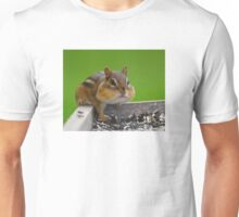 Cheeky Chipmunk Unisex T-Shirt