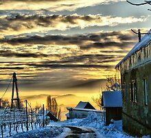 Morning on Demmerkogel by Sturmlechner