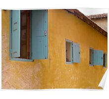 Goree windows Poster