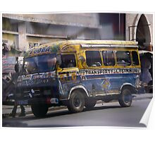 African bus Poster