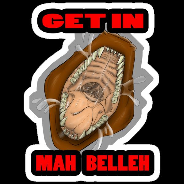 Get In Mah Belleh Brown by Gothyk
