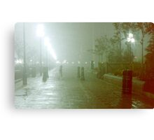 Lonely Kid Canvas Print
