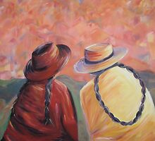 Ladies afternoon chat.  by Jeni Maxwell