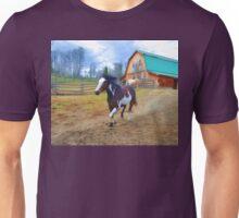 Pinto Departing  Unisex T-Shirt