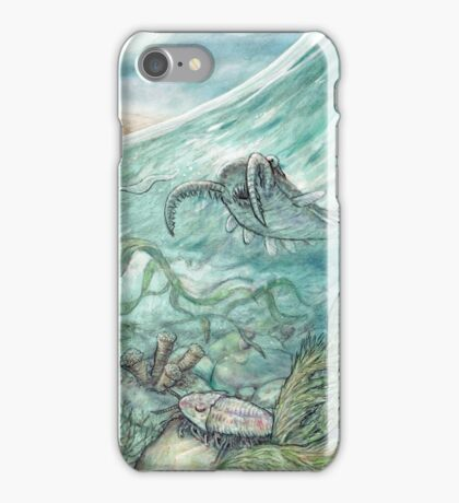The Cambrian iPhone Case/Skin