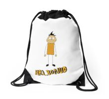 Halbound (The Punk man) Drawstring Bag