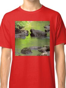 Old Rock's Cool Bath Water Classic T-Shirt