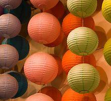 Strands of Lanterns by ElyseFradkin
