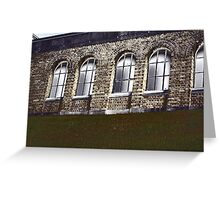 TO Hydro Building Greeting Card