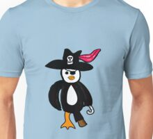 Pirate Penguin  Unisex T-Shirt