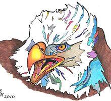 Eagle 2010 by Loretta Nash