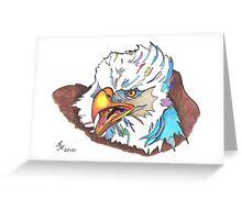 Eagle 2010 Greeting Card