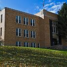 Toole County Montana Court House by Bryan D. Spellman