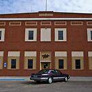 Liberty County Montana Court House by Bryan D. Spellman