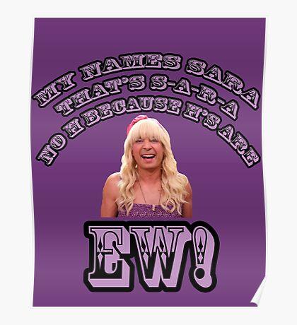 Jimmy Fallon EW! Poster