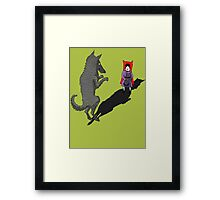 Who's YOUR Grandma? Framed Print