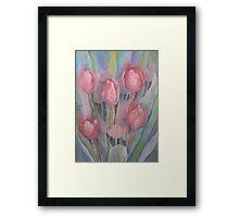 Dream of Spring Framed Print