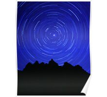 Stars & Mountains Poster
