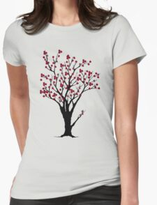 The Awake Cherry Tree in bloom T-Shirt