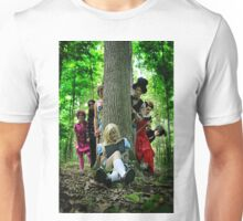 Alice Through The Looking Glass Unisex T-Shirt