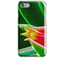 ©DA NS Metalic Blossom V2. iPhone Case/Skin