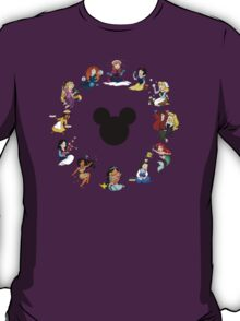 Time to Be A Princess (Anna) T-Shirt