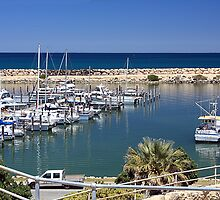 Two Rocks Marina, Western Australia by Elaine Teague
