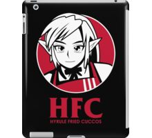 Hyrule fried Cuccos iPad Case/Skin