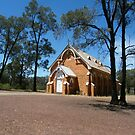 Old Anglican Church Rushworth by lilleesa78