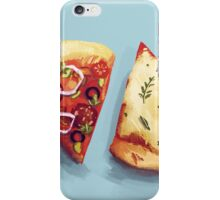 Pizza  iPhone Case/Skin