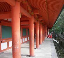 Kasuga Taisha - Nara Japan by AndyCondratov
