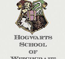 Hogwarts - Est. 990 by ArabellaMarie
