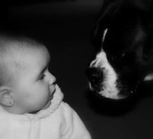 You Don't Say ! -Boxer Dogs Series- by Evita