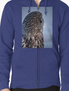 Contemplation - Great Grey Owl T-Shirt