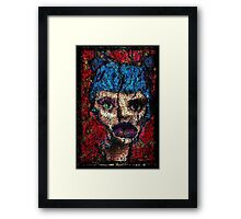 Tolerance Is Submission Framed Print