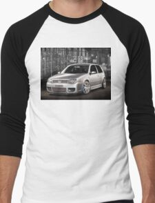 Jose's Volkswagen MkIV R32 Golf Men's Baseball ¾ T-Shirt