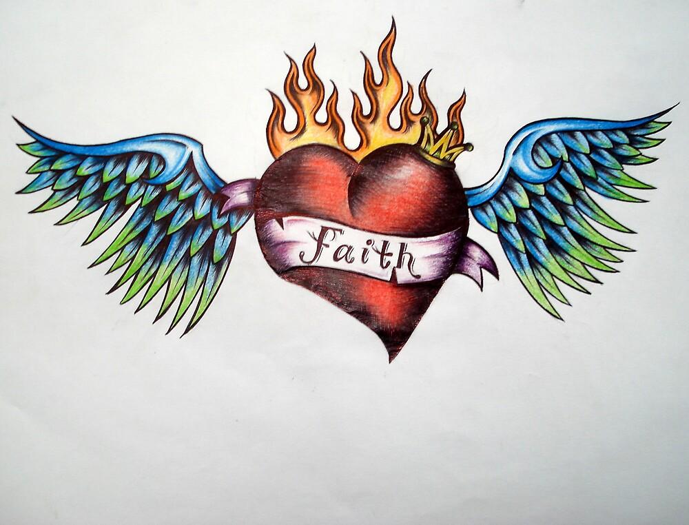 Faith in Love by ziahphoenix