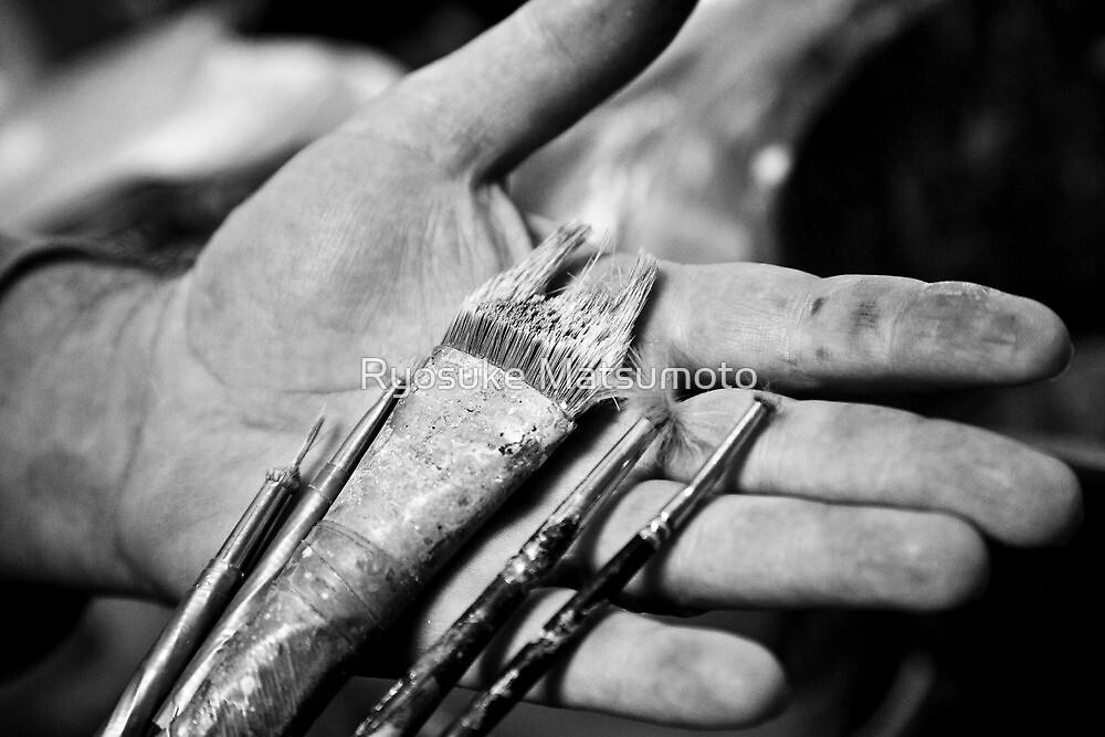 Hands 02 by Ryosuke Matsumoto