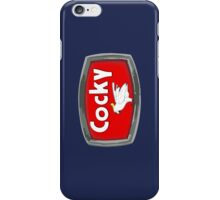 Cocky Belt Buckle iPhone Case/Skin