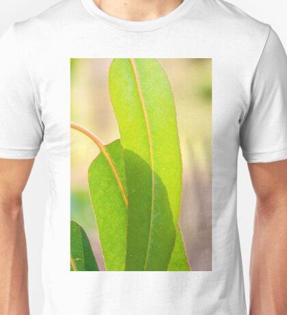Eucalypt leaves Unisex T-Shirt