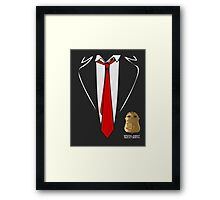 Seeley Booth Tee Framed Print