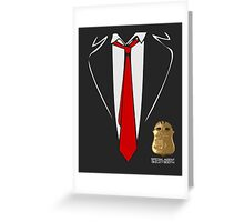 Seeley Booth Tee Greeting Card