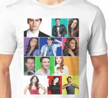 Teen Wolf Cast Boxes Unisex T-Shirt