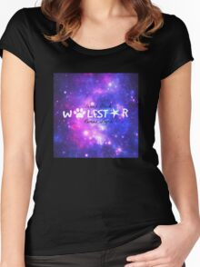 Harry Potter -- Wolfstar Women's Fitted Scoop T-Shirt