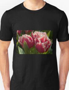 Fringed tulips Unisex T-Shirt
