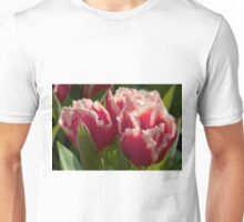 Fringed tulips Unisex T-Shirt