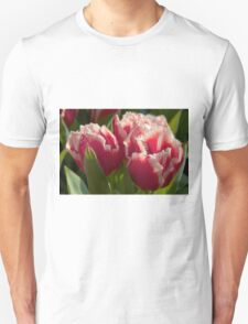 Fringed tulips T-Shirt